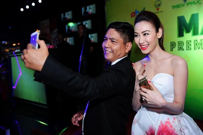Ngân Khánh lộng lẫy ra mắt phim mới trước khi rời bỏ showbiz - ảnh 10