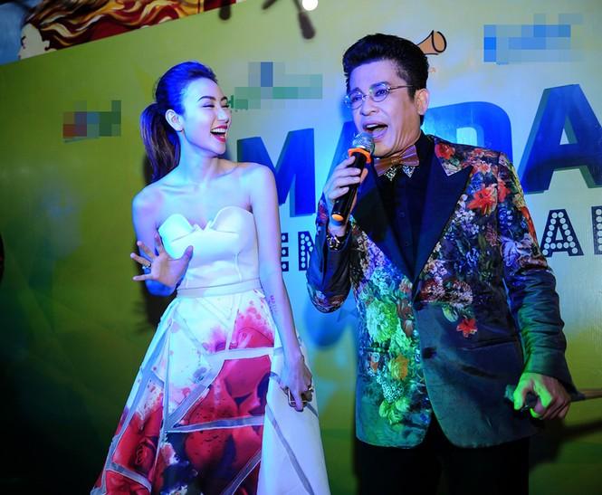 Ngân Khánh lộng lẫy ra mắt phim mới trước khi rời bỏ showbiz - ảnh 8