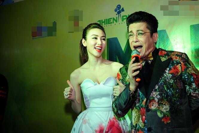 Ngân Khánh lộng lẫy ra mắt phim mới trước khi rời bỏ showbiz - ảnh 7