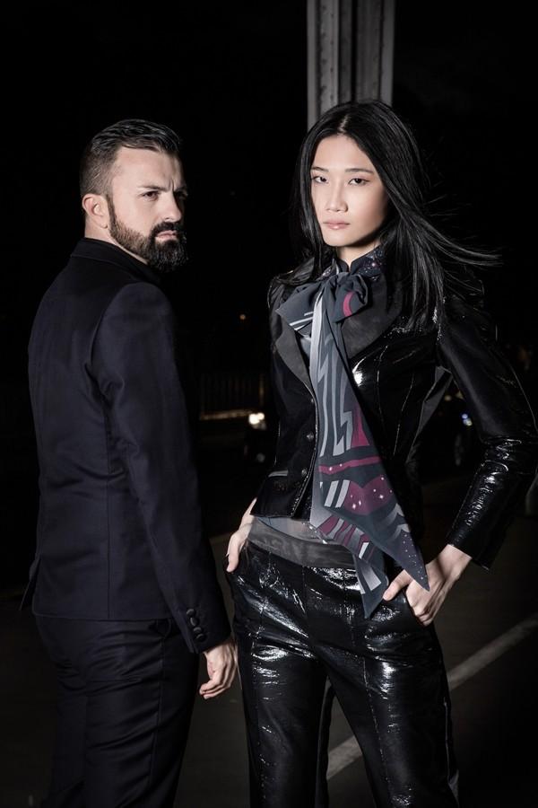 Kha Mỹ Vân diễn tại Tuần lễ thời trang cao cấp Paris - ảnh 1