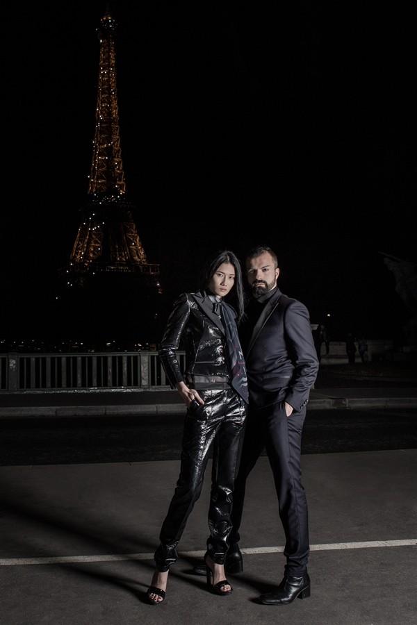 Kha Mỹ Vân diễn tại Tuần lễ thời trang cao cấp Paris - ảnh 3