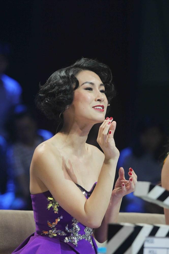 Minh Hằng, Kathy Uyên làm giám khảo truyền hình thực tế - ảnh 11