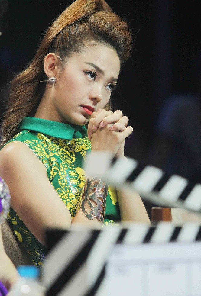 Minh Hằng, Kathy Uyên làm giám khảo truyền hình thực tế - ảnh 4