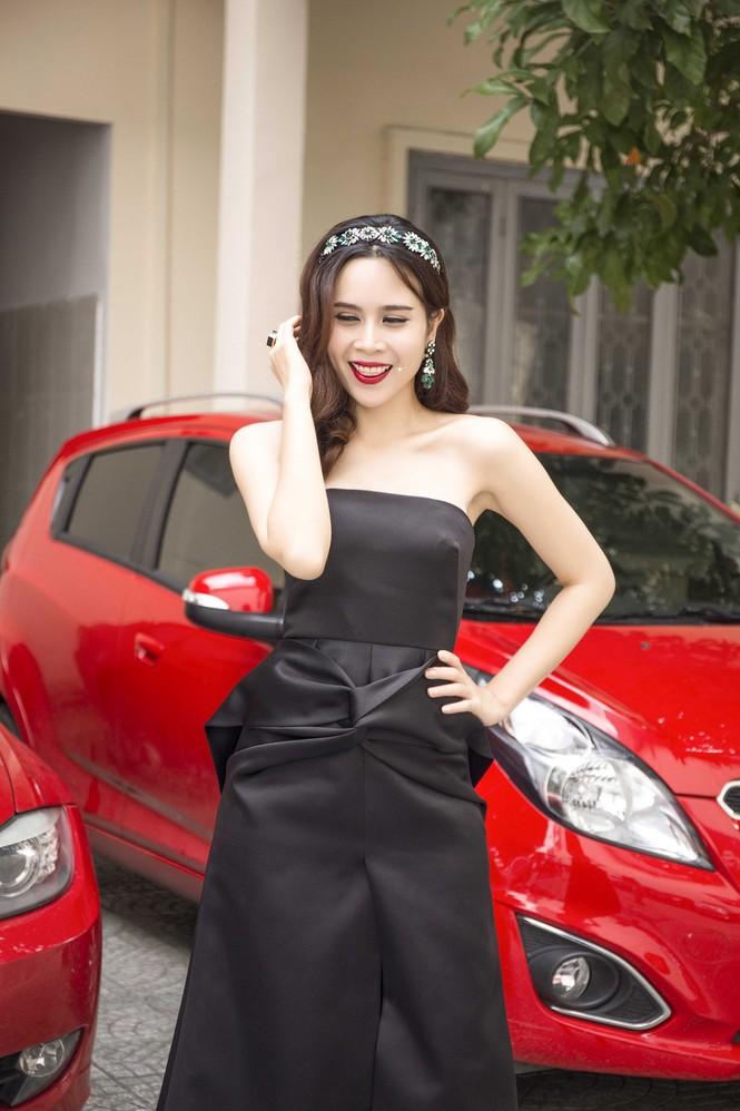 Lưu Hương Giang gợi cảm ngồi ghế nóng The Voice Kids - ảnh 2