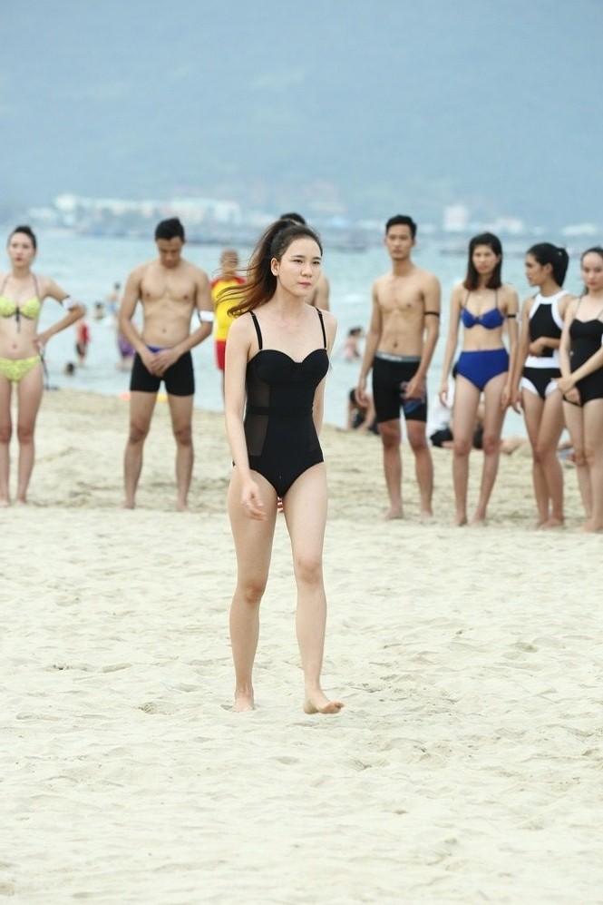 Cô gái 'nấm lùn' cao 1m57 vẫn chinh phục giám khảo Next Top Model - ảnh 11