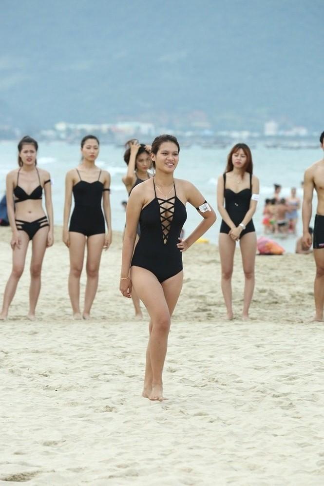 Cô gái 'nấm lùn' cao 1m57 vẫn chinh phục giám khảo Next Top Model - ảnh 10