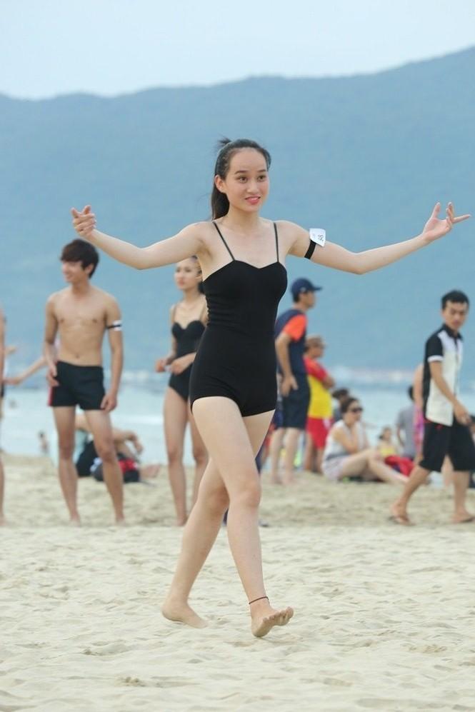 Cô gái 'nấm lùn' cao 1m57 vẫn chinh phục giám khảo Next Top Model - ảnh 8