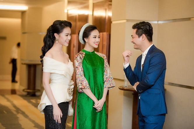 Phùng Bảo Ngọc Vân, Trần Tố Như xinh đẹp hội ngộ ở Hà Nội - ảnh 10
