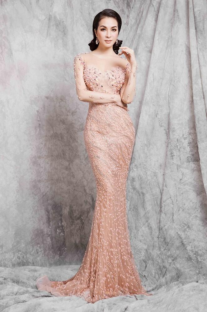Ngỡ ngàng với đường cong như thiếu nữ của người đẹp U50 Thanh Mai - ảnh 2