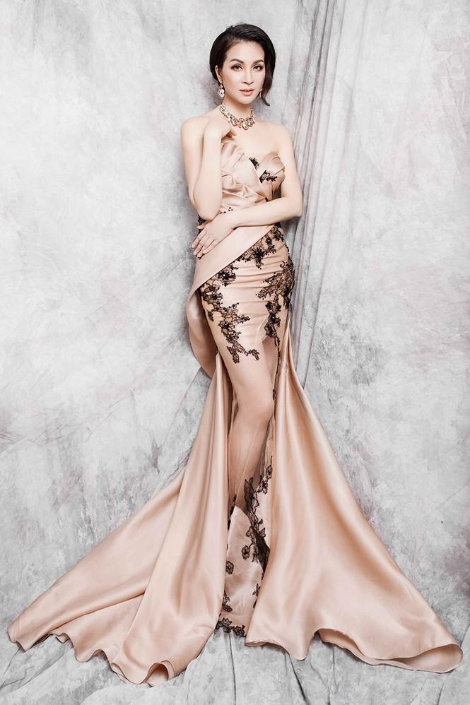 Ngỡ ngàng với đường cong như thiếu nữ của người đẹp U50 Thanh Mai - ảnh 6