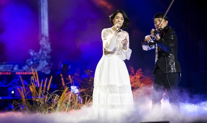 Linh Nga, Thu Phương phiêu cùng tiếng violin của Hoàng Rob - ảnh 3