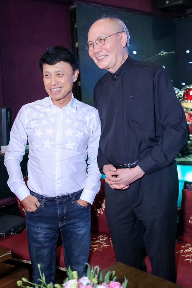 Bằng Kiều trở thành 'chàng thơ' của nhạc sĩ Vũ Thành An - ảnh 6