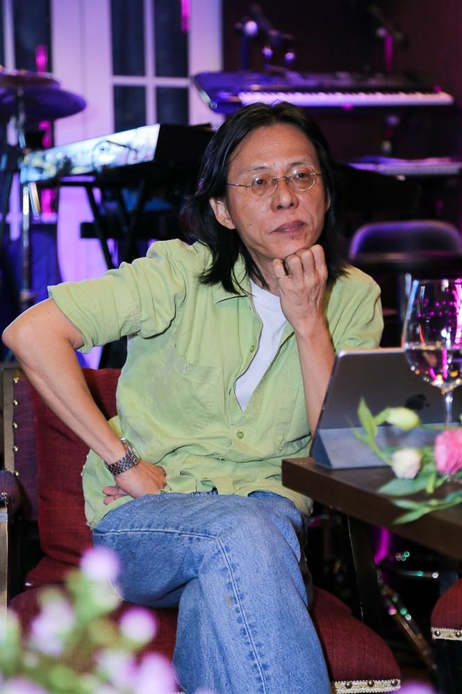 Bằng Kiều trở thành 'chàng thơ' của nhạc sĩ Vũ Thành An - ảnh 9