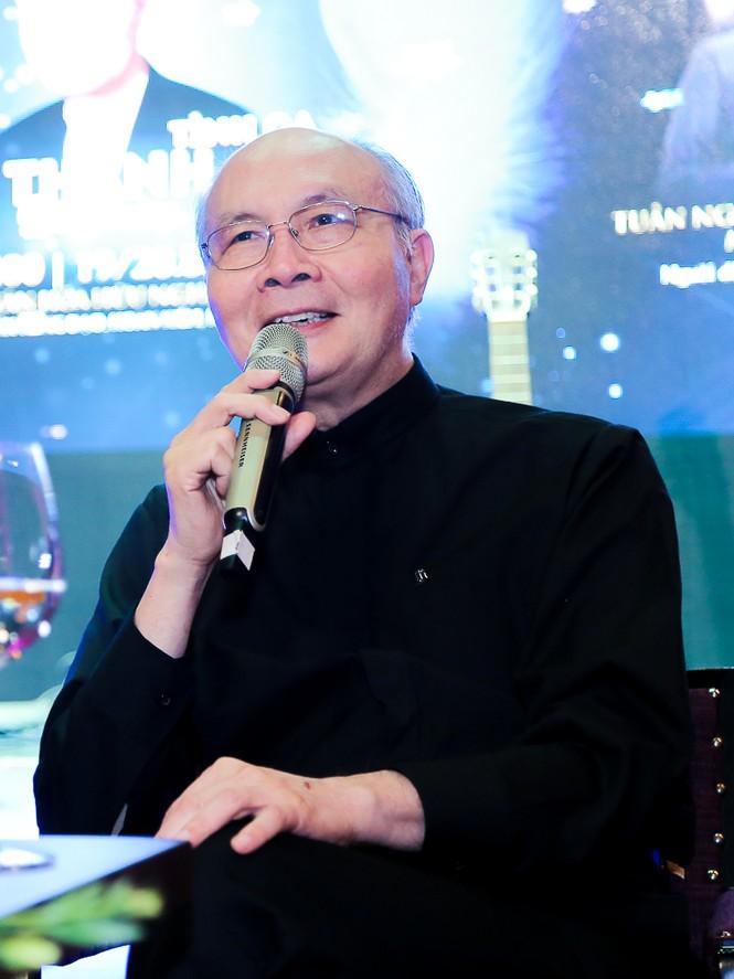 Bằng Kiều trở thành 'chàng thơ' của nhạc sĩ Vũ Thành An - ảnh 2