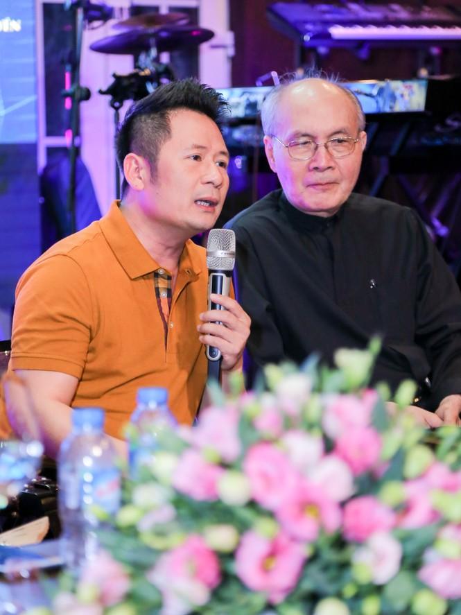 Bằng Kiều trở thành 'chàng thơ' của nhạc sĩ Vũ Thành An - ảnh 4
