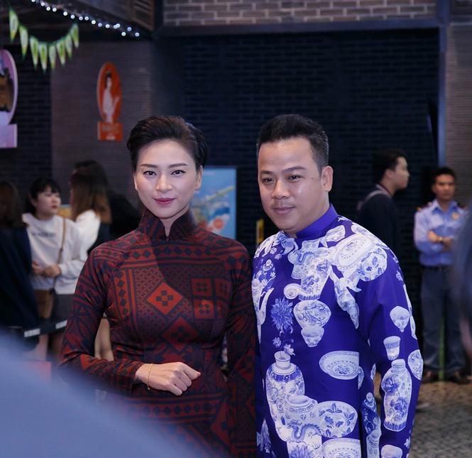 'Người phán xử' Hoàng Dũng hội ngộ diễn viên Chiều Xuân, Bảo Thanh - ảnh 9