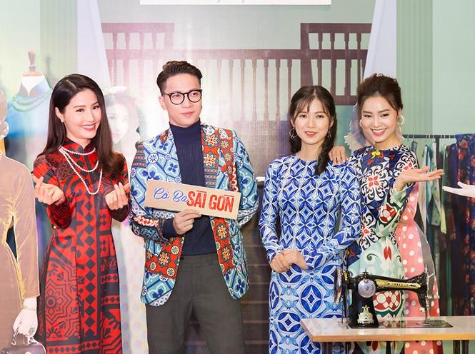 'Người phán xử' Hoàng Dũng hội ngộ diễn viên Chiều Xuân, Bảo Thanh - ảnh 12
