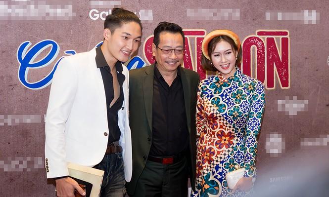 'Người phán xử' Hoàng Dũng hội ngộ diễn viên Chiều Xuân, Bảo Thanh - ảnh 4