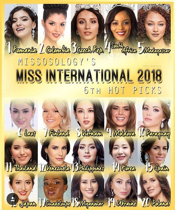 Người đẹp Venezuela đăng quang Hoa hậu Quốc tế 2018 - ảnh 38