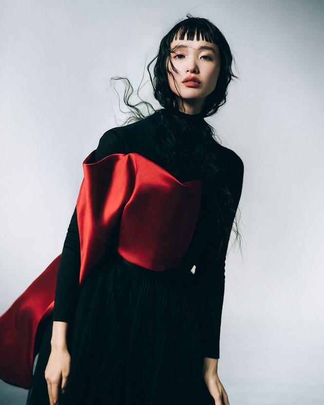 Hoa hậu Nhật Bản 2012 trở thành 'nàng thơ' của NTK Phương My - ảnh 4