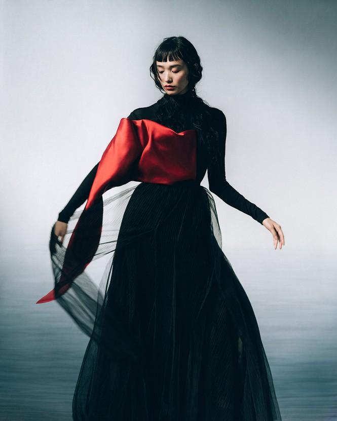 Hoa hậu Nhật Bản 2012 trở thành 'nàng thơ' của NTK Phương My - ảnh 9