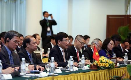 Việt Nam, Campuchia thống nhất nội dung hợp tác 28 lĩnh vực - ảnh 1