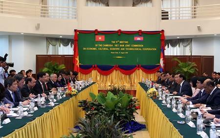 Việt Nam, Campuchia thống nhất nội dung hợp tác 28 lĩnh vực - ảnh 3