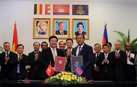 Việt Nam, Campuchia thống nhất nội dung hợp tác 28 lĩnh vực - ảnh 4