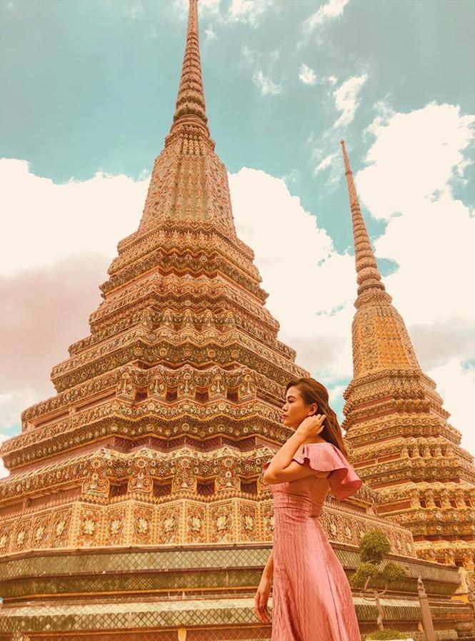 Hoàng Thuỳ lên tiếng khi em gái bị chê lùn vẫn dự thi Hoa hậu Hoàn vũ VN 2019 - ảnh 12