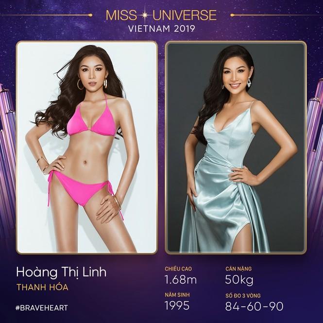 Hoàng Thuỳ lên tiếng khi em gái bị chê lùn vẫn dự thi Hoa hậu Hoàn vũ VN 2019 - ảnh 1