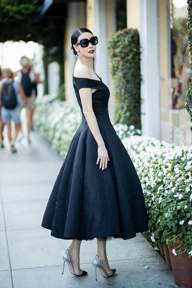 Hoàng Thuỳ lên tiếng khi em gái bị chê lùn vẫn dự thi Hoa hậu Hoàn vũ VN 2019 - ảnh 10