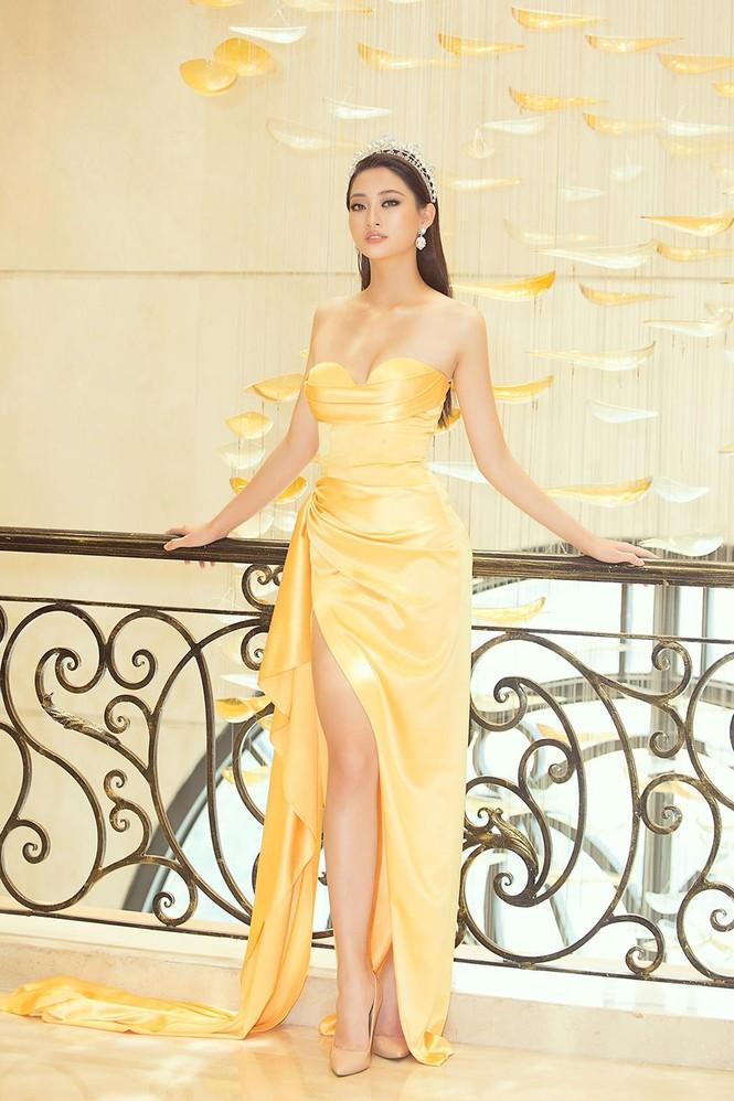 Dàn Hoa hậu, Á hậu lộng lẫy và gợi cảm 'đọ sắc' cùng Hoa hậu Quốc tế 2018 - ảnh 4