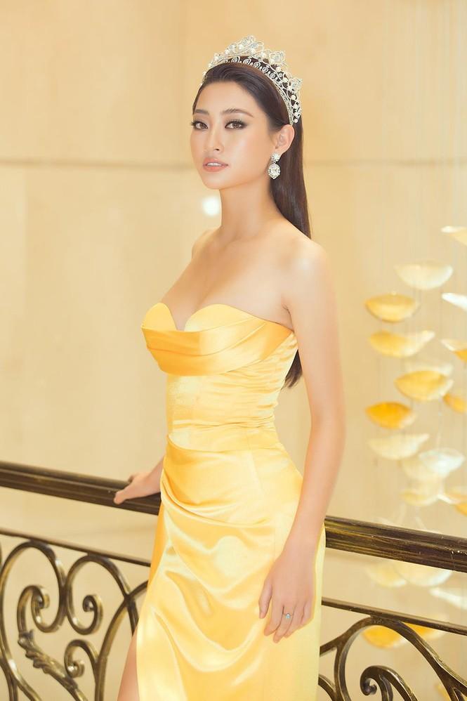 Dàn Hoa hậu, Á hậu lộng lẫy và gợi cảm 'đọ sắc' cùng Hoa hậu Quốc tế 2018 - ảnh 5