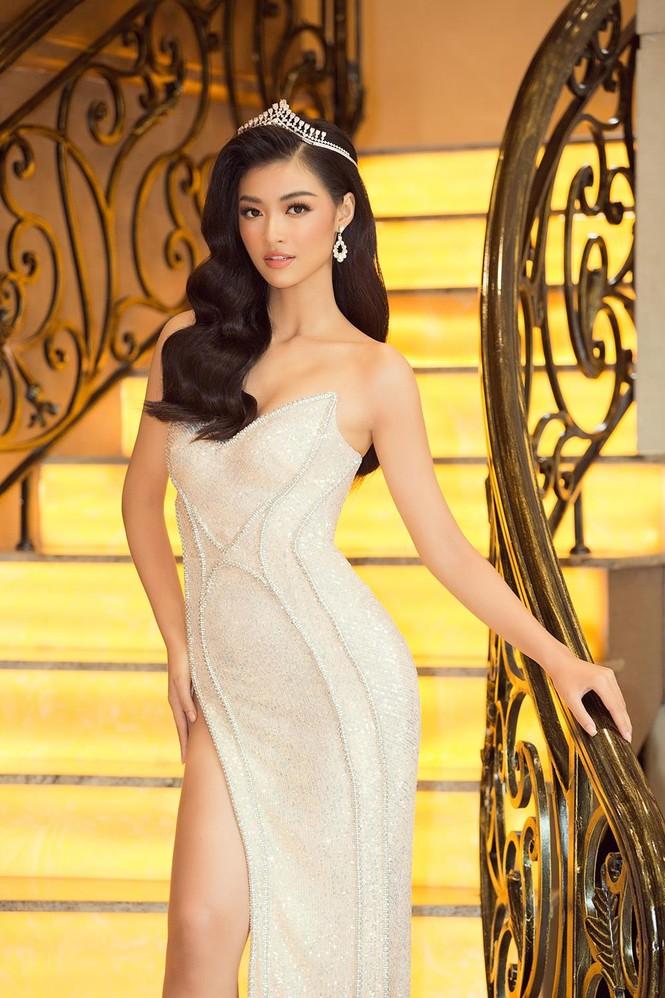 Dàn Hoa hậu, Á hậu lộng lẫy và gợi cảm 'đọ sắc' cùng Hoa hậu Quốc tế 2018 - ảnh 6