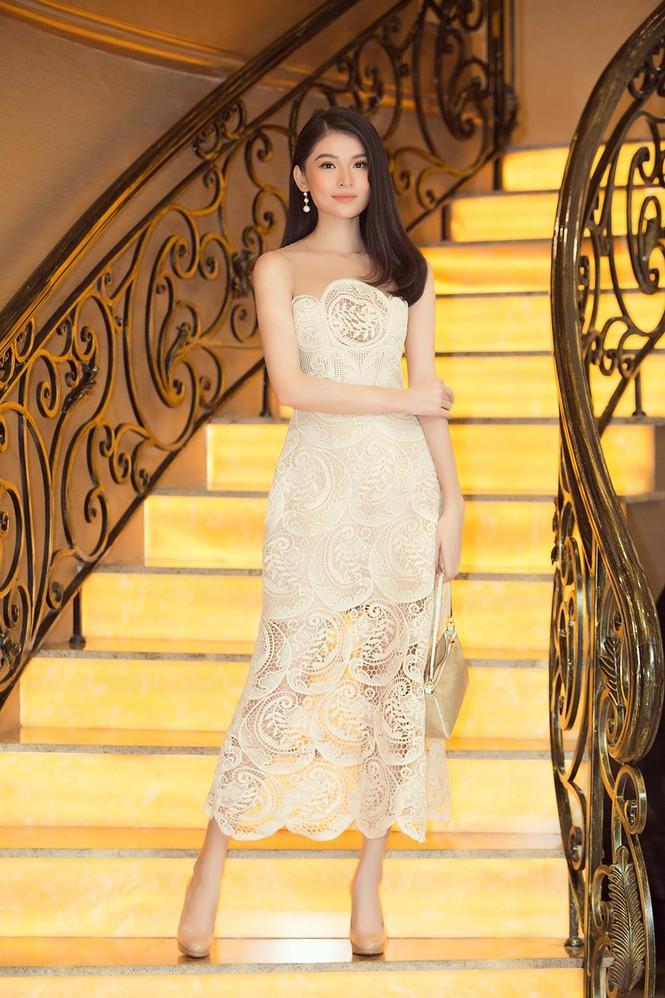 Dàn Hoa hậu, Á hậu lộng lẫy và gợi cảm 'đọ sắc' cùng Hoa hậu Quốc tế 2018 - ảnh 10