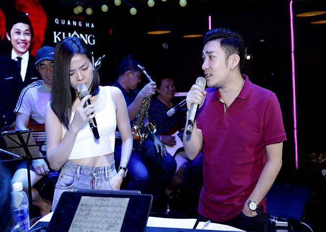 Sau vụ cháy, Thanh Lam muốn làm đêm nhạc ủng hộ Quang Hà nhưng nam ca sĩ từ chối - ảnh 1