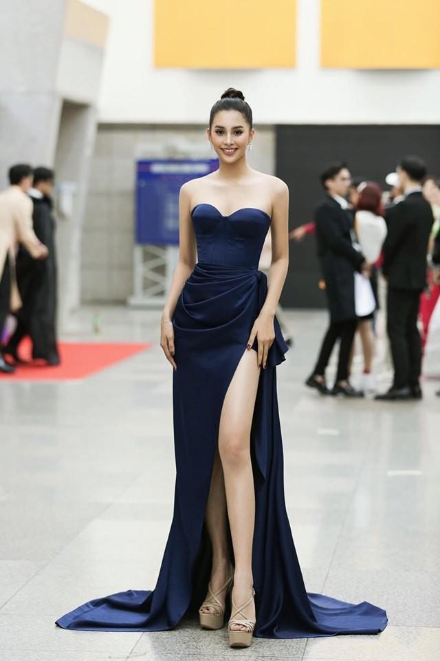Hà Kiều Anh nóng bỏng với bikini, Tiểu Vy dáng đẹp như tạc tượng ở Hàn Quốc  - ảnh 7