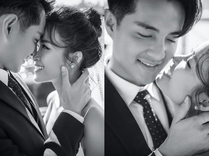 Đông Nhi - Ông Cao Thắng tung ảnh cưới đen trắng đẹp như mơ ở Sydney - ảnh 11
