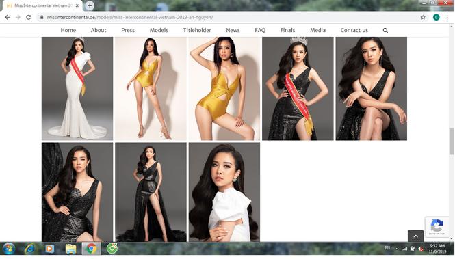 Thúy An xuất hiện gợi cảm nổi bật với bikini ở trang chủ Miss Intercontinental - ảnh 2