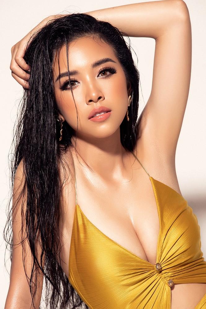 Thúy An xuất hiện gợi cảm nổi bật với bikini ở trang chủ Miss Intercontinental - ảnh 7