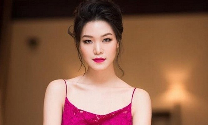 Hoa hậu Thuỳ Dung tiết lộ chiều cao hiện tại - ảnh 1
