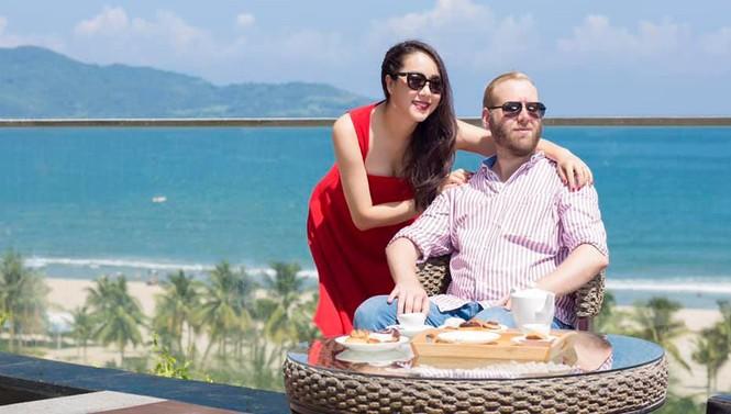 Hoa hậu Thuỳ Dung tiết lộ chiều cao hiện tại - ảnh 6