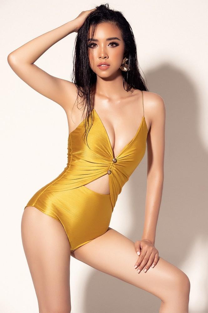 Hoa hậu Thuỳ Dung tiết lộ chiều cao hiện tại - ảnh 5