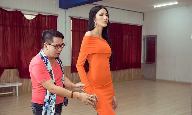 Chuyên gia đào tạo catwalk Philippines hy vọng Hoàng Thuỳ lên ngôi Miss Universe - ảnh 3