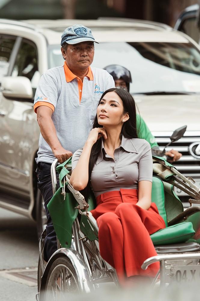 Chuyên gia đào tạo catwalk Philippines hy vọng Hoàng Thuỳ lên ngôi Miss Universe - ảnh 11