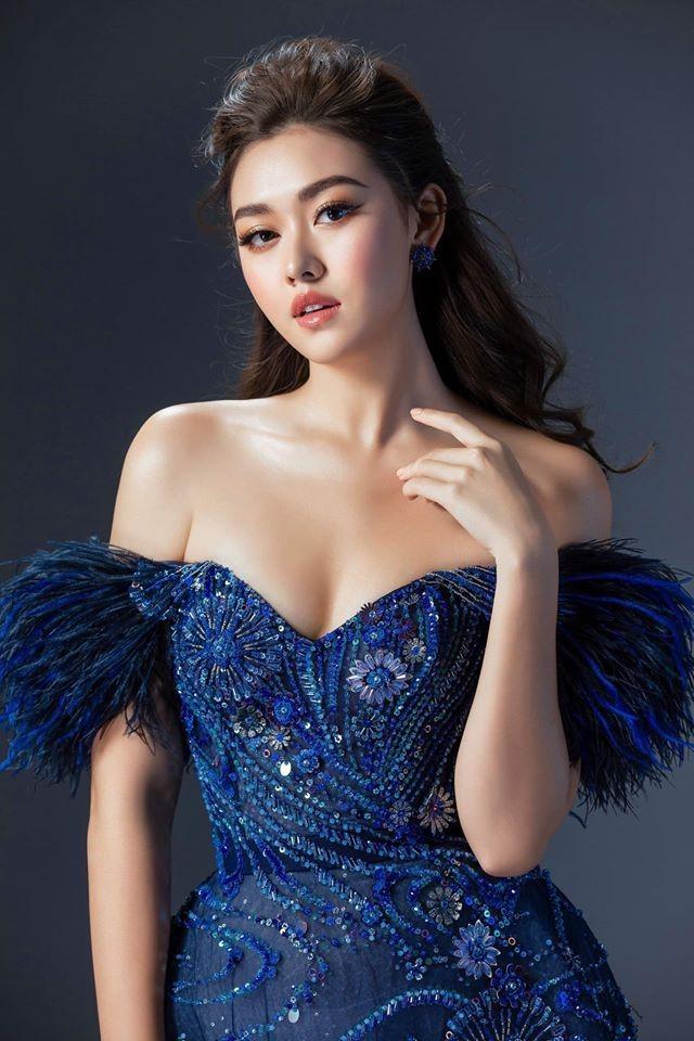 Hành trình tới top 8 cùng nhiều dấu ấn của Tường San tại Hoa hậu Quốc tế 2019 - ảnh 12