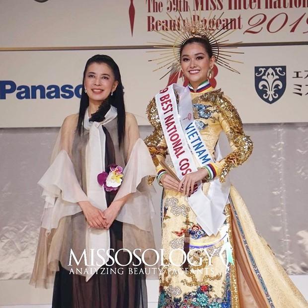 Hành trình tới top 8 cùng nhiều dấu ấn của Tường San tại Hoa hậu Quốc tế 2019 - ảnh 13