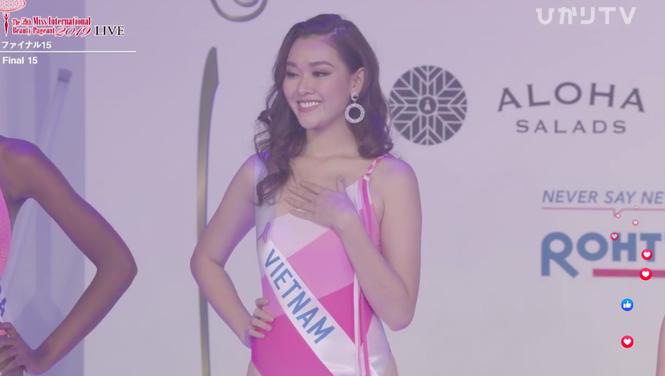 Hành trình tới top 8 cùng nhiều dấu ấn của Tường San tại Hoa hậu Quốc tế 2019 - ảnh 14