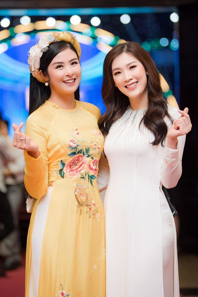 Tiểu Vy khoe eo 'con kiến' gợi cảm, Hoàng Thuỳ cá tính với vest kín bưng - ảnh 5
