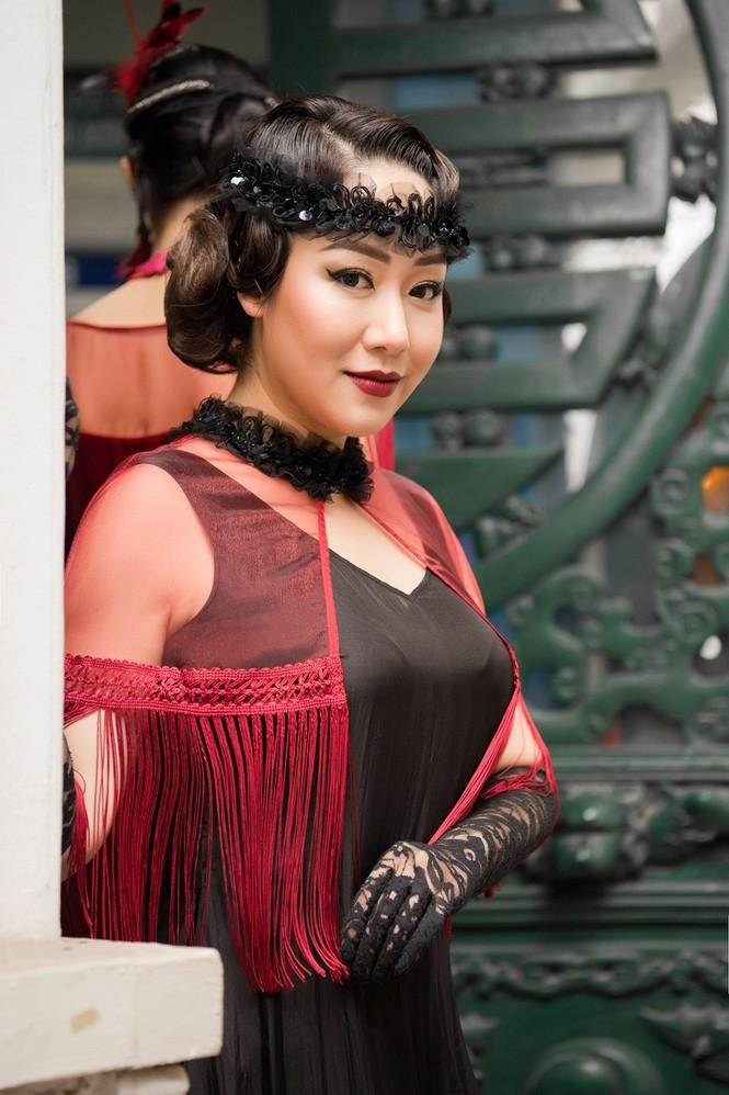 Ngô Phương Lan bất ngờ diễn mở màn show thời trang dù mới sinh con 8 tháng - ảnh 4